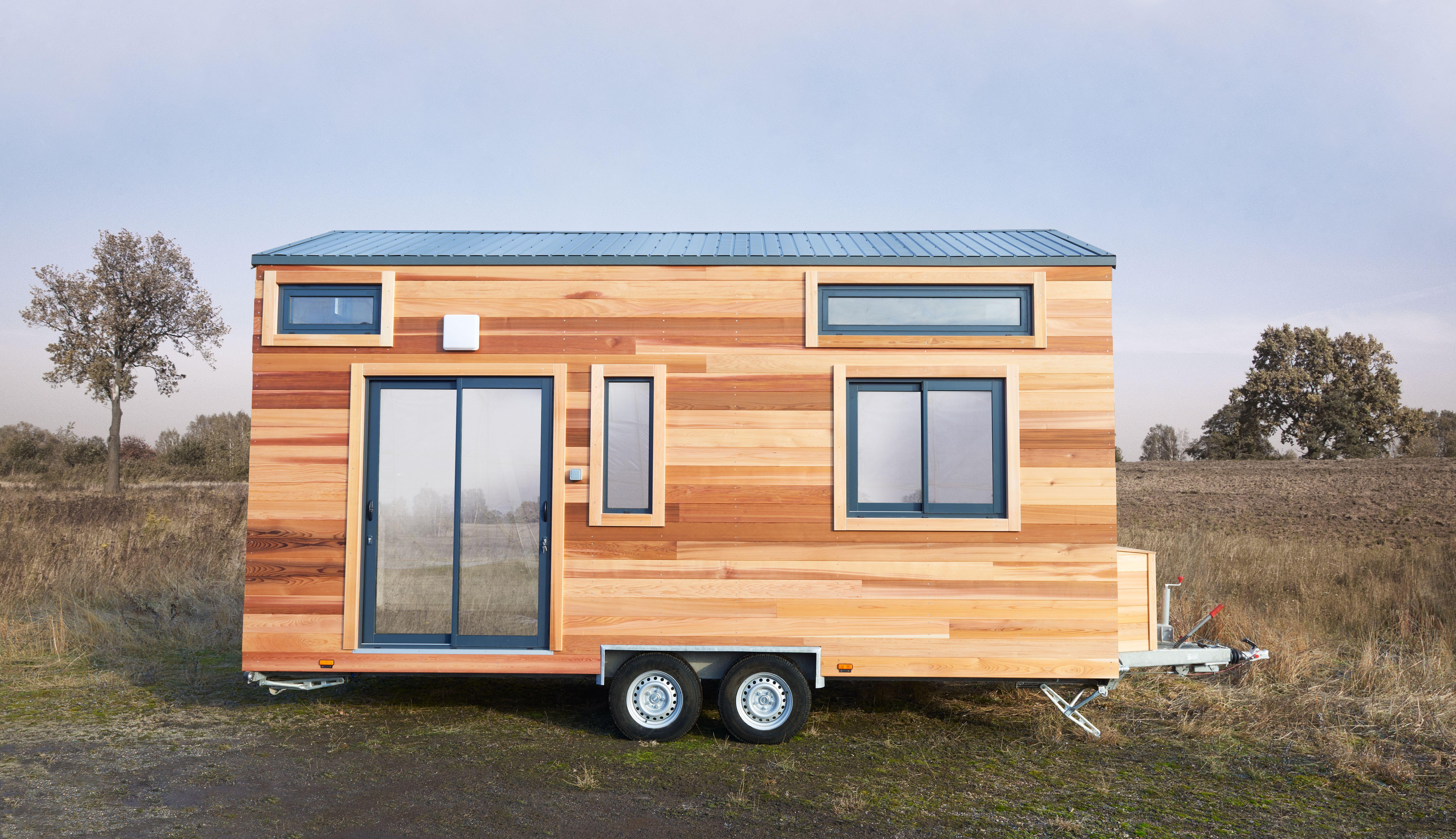 Achat Remorque Tiny House une tiny house neuve à acquérir sur-le-champ | ma tiny house